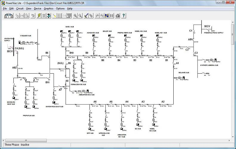 PowerVue Circuit Analyzer - PowerVue for electrical design and